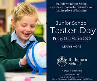 Junior School Taster Day